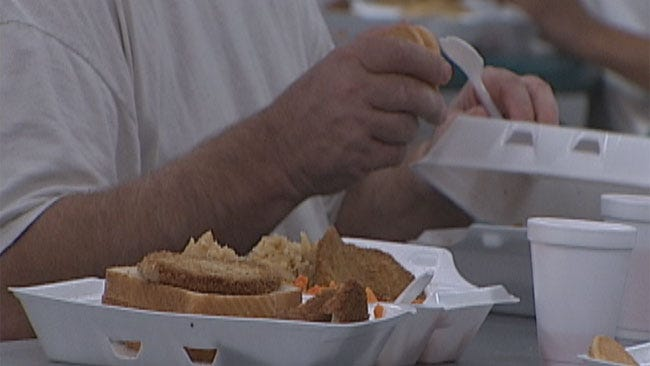 Group Demonstrates Oklahoma Standard to Inmates