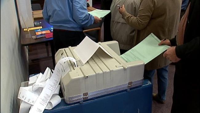 Polls Close On Historic Oklahoma Election