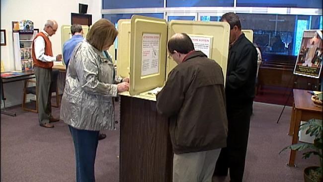 Voter Turnout Appeared To Be High For Midterm Elections