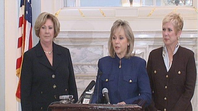 Gov.-Elect Fallin Appoints Secretary Of Education