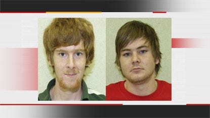 Oklahoma Brothers Sentenced In Drug-Trafficking Case