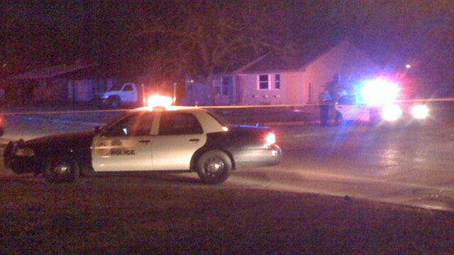 One Person Dead In Northwest Oklahoma City Shooting