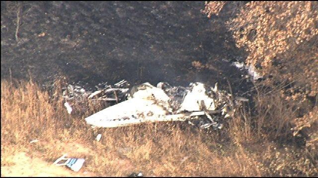 Pilot Killed In Small Airplane Crash Near Duncan