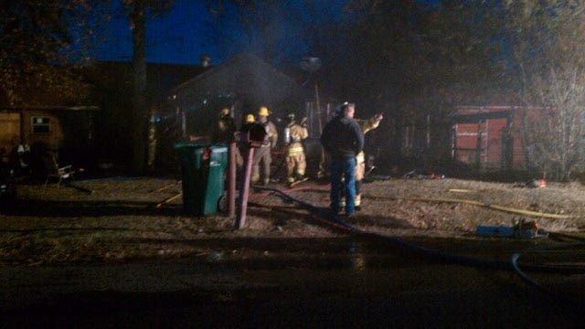 50 Year Old Home Burns In Spencer