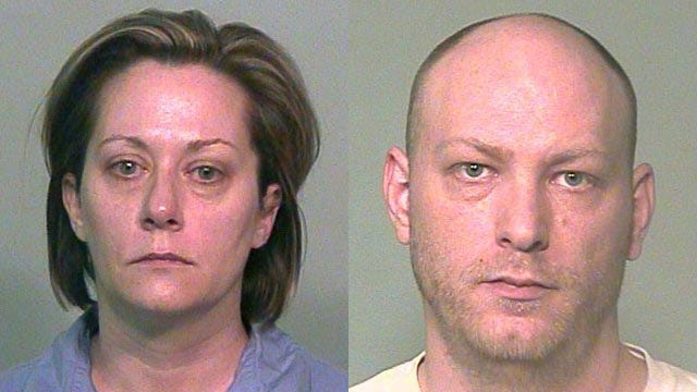 Bethany Couple Accused of Having Sex With Dog, Soliciting Sex With Child