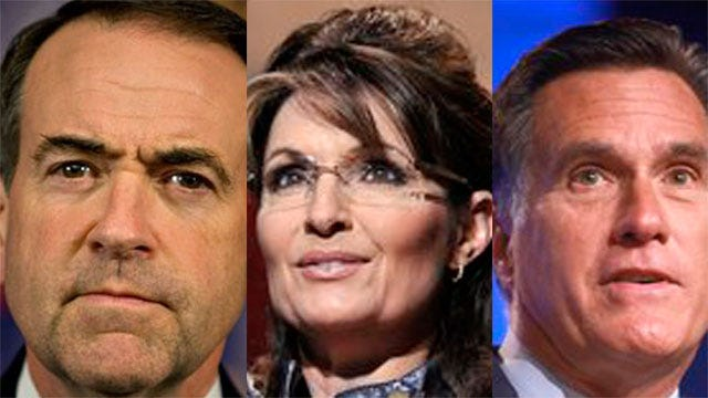 GOP Voters Look Ahead To Possible 2012 Presidential Candidates