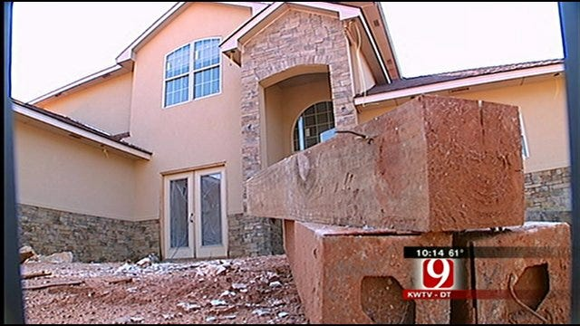 Consumer Watch: Homebuilding Turns Into Nightmare For Oklahoma Winery Owners