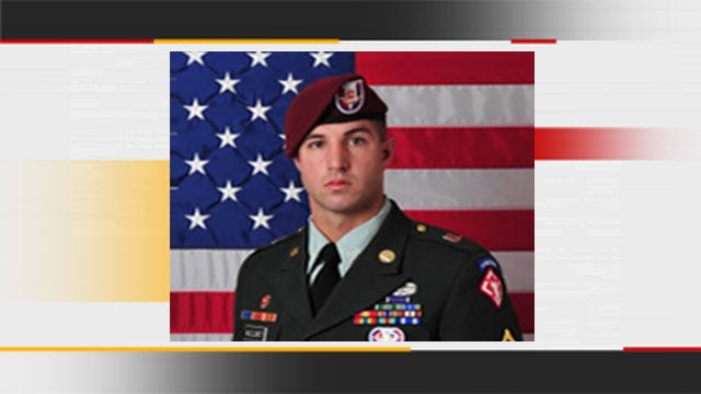 Oklahoma Soldier From McAlester Killed In Afghanistan