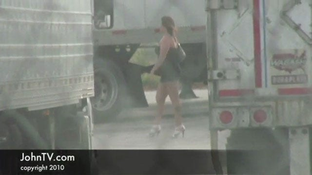 Truck Stop Prostitution Targeted In Oklahoma City Lawsuit
