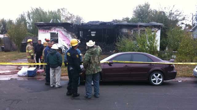 Victim Of Norman House Fire Released From Hospital, 2 Still Critical