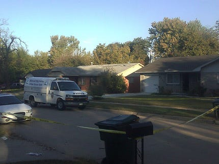 Midwest City Mother Shoots 2 Would-Be Burglary Suspects, Killing 1