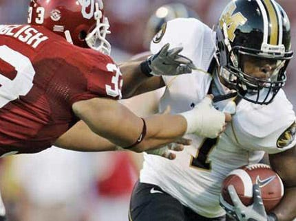 Dean Blevins: Sooners More Serious Than Ever