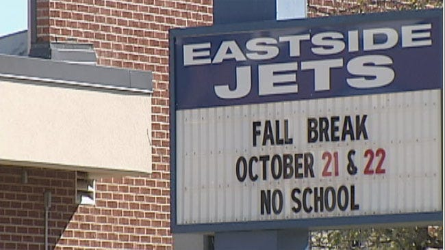 Midwest City Elementary Notifies Parents of Student's Death