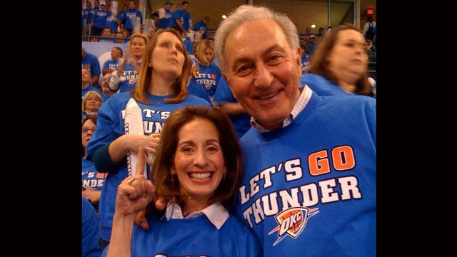Thunder Fans Asked To Come Early, Wear Blue