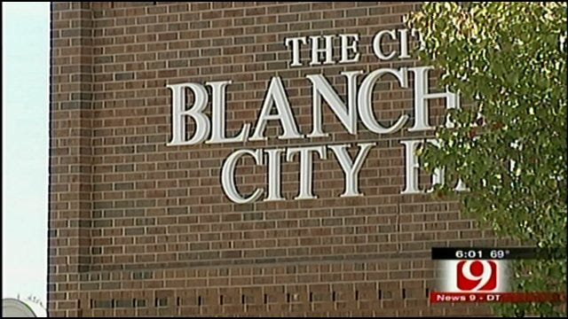 Blanchard City Officials Investigate Missing Money From City Hall