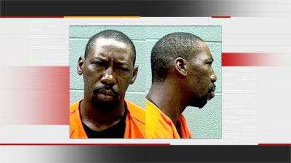 Oklahoma City Man Arrested For Strangling, Raping Girlfriend