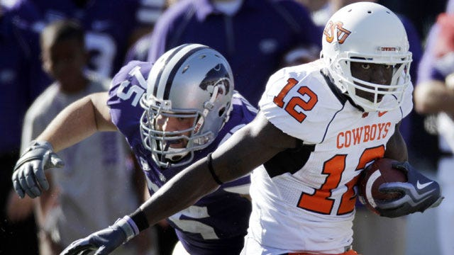 Oklahoma State Defense Shines in Win over Kansas State