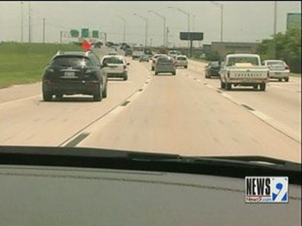All Lanes of I-35 to be Opened over OU-Texas Weekend