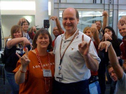 OU Professor Admits Deep Love for Longhorns