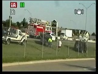 Portion of I-35 Closed Near Moore Due to Accident