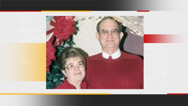 Demonic Drawing, Other Evidence Recovered In Midwest City Couple's Murder