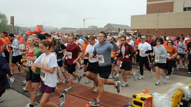 'Remember The Ten' Run Set For Saturday In Stillwater