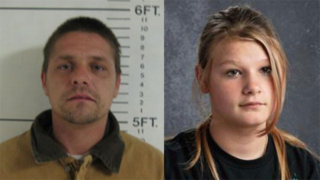 Search Continues For Sex Offender On The Run With 14-Year-Old Niece