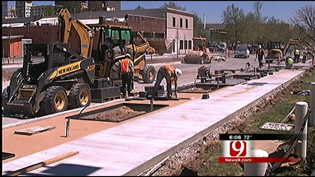 Arts Festival A Go Despite Downtown OKC Construction