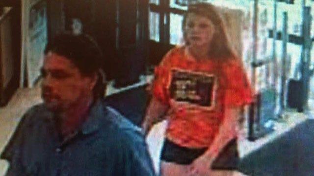 Sex Offender, Niece Captured By Surveillance Cameras In Texas