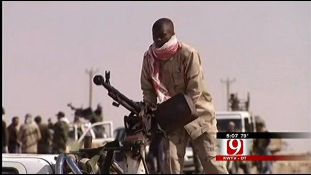 Civil War Raises Financial Concerns For Libyan Students At OU
