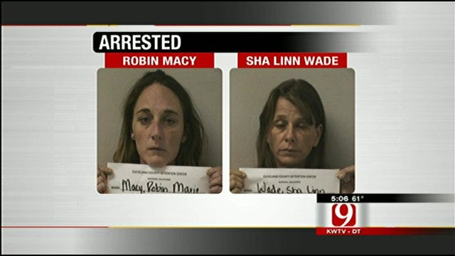 Women Accused Of Tying Up 92-Year-Old, Stealing Checks