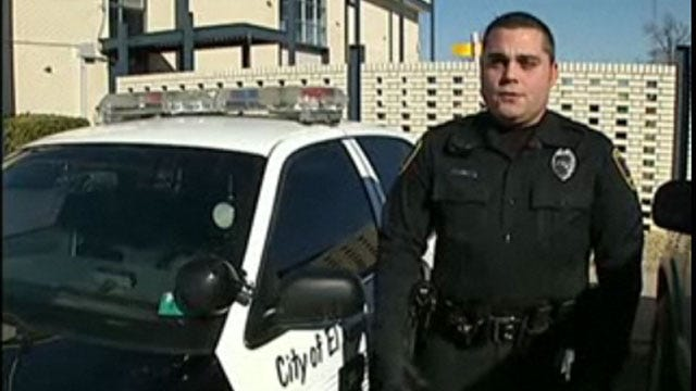 El Reno Police Officer Charged With DUI After Crashing Cruiser
