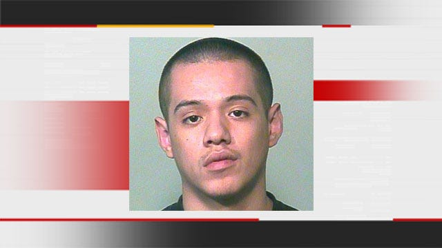 OKC Police Looking For Burglary Suspect