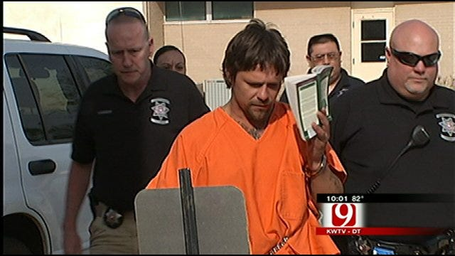 Registered Sex Offender Back In Kingfisher County; Niece In Protective Custody