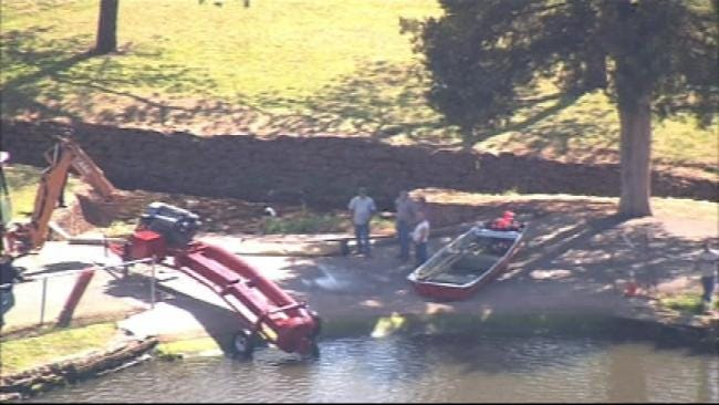Body Of Missing Autistic Boy Found In Cushing Pond