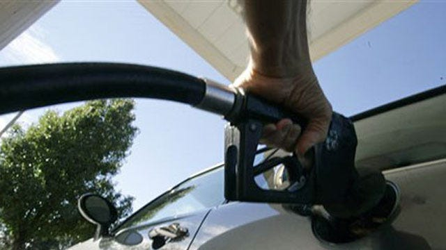 More Oklahomans Are Running On Empty As Gas Prices Soar