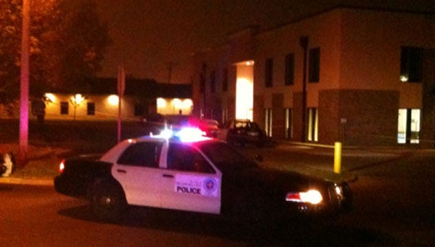 1 Person Shot In Northwest Oklahoma City