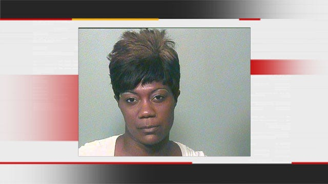 OKC Mom Arrested, Banned From School For Encouraging Son To Fight