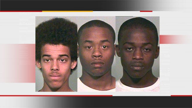 Suspects Arrested in Drive-by Shooting