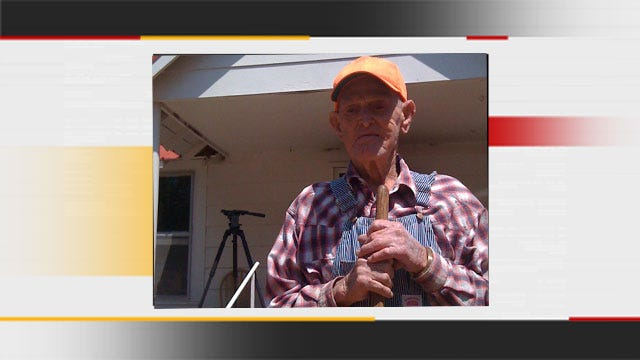 101-Year-Old Loses Everything In Fire
