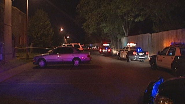 Man Arrested In Fatal Northwest Oklahoma City Shooting