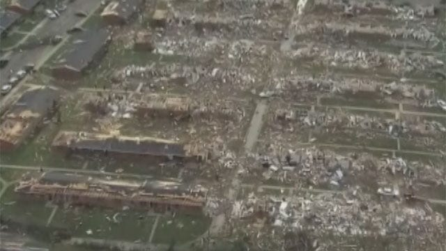 News 9, Homeland, Red Cross Team Up To Help Southeast Storm Victims