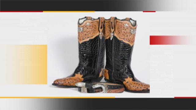 These Boots Were Made for Walkin', Not Ropin'