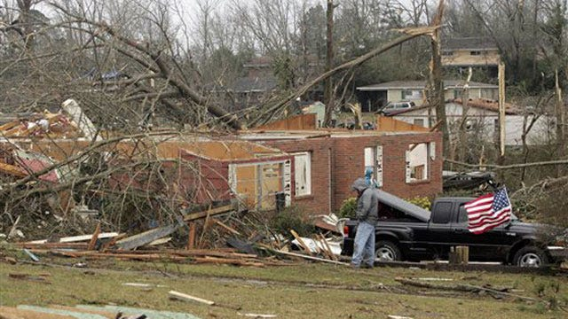 Tips To Make Sure You Are Covered When A Tornado Strikes