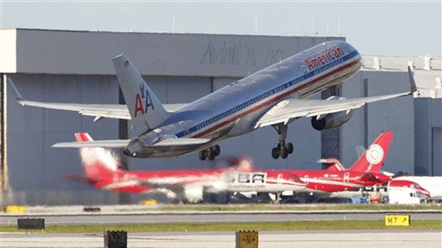 American Begins Non-Stop Flights From OKC To LAX