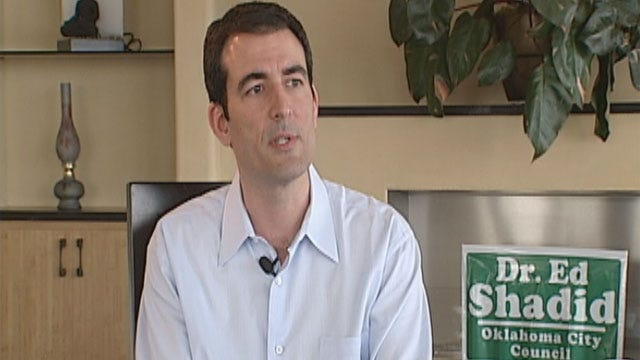 Ed Shadid Wins Oklahoma City Ward 2 City Council Seat