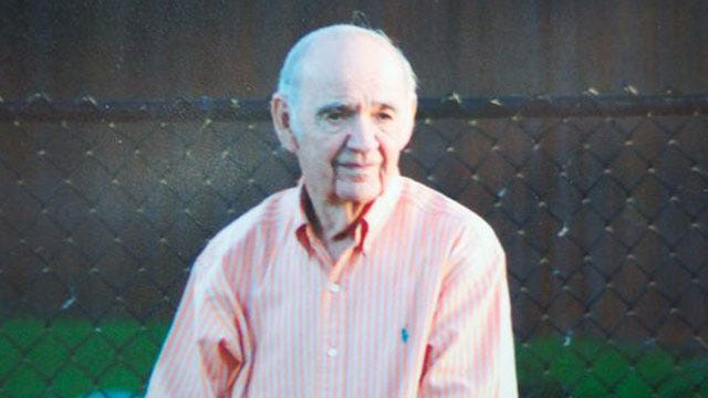 Silver Alert Issued For Missing 85-year-old Midwest City Man