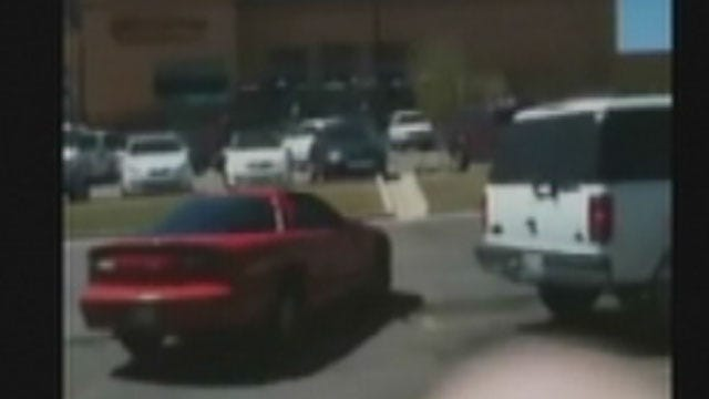 Suspect Steals Phone As Woman Is Talking In Penn Square Mall