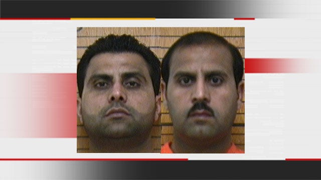 2 Edmond Men Indicted For Trafficking Tobacco, Money Laundering