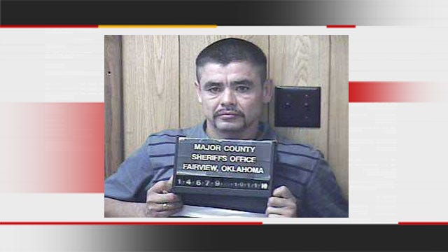 Oklahoma Man Charged With More Than 100 Counts Of Rape, Sodomy